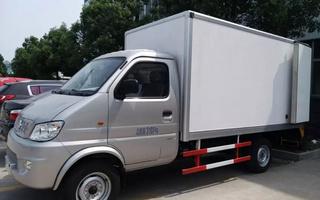 长安3.1米冷藏车图片
