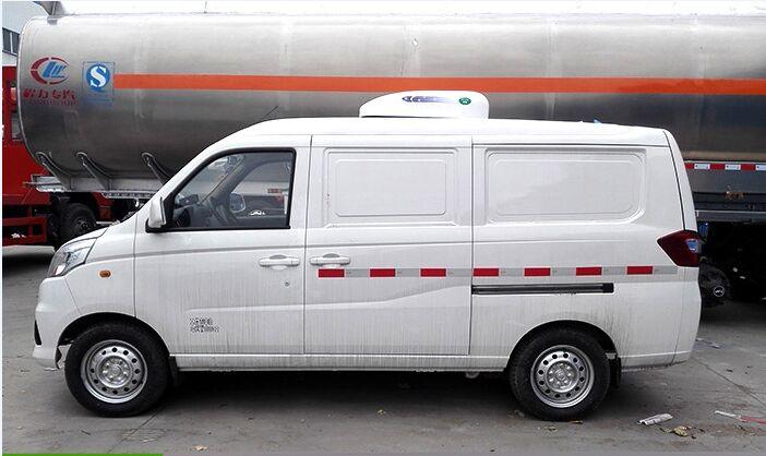 福田伽途面包冷藏车1