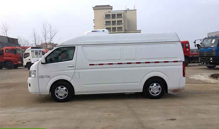 福田G7面包冷藏车2
