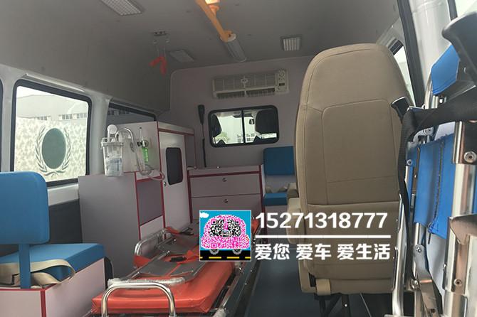福特V348救护车厂家