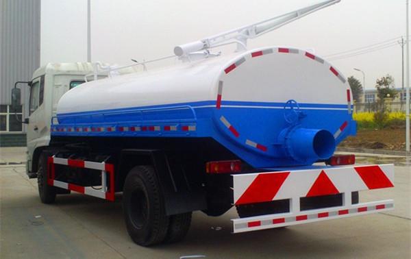 东风10吨吸污车图片
