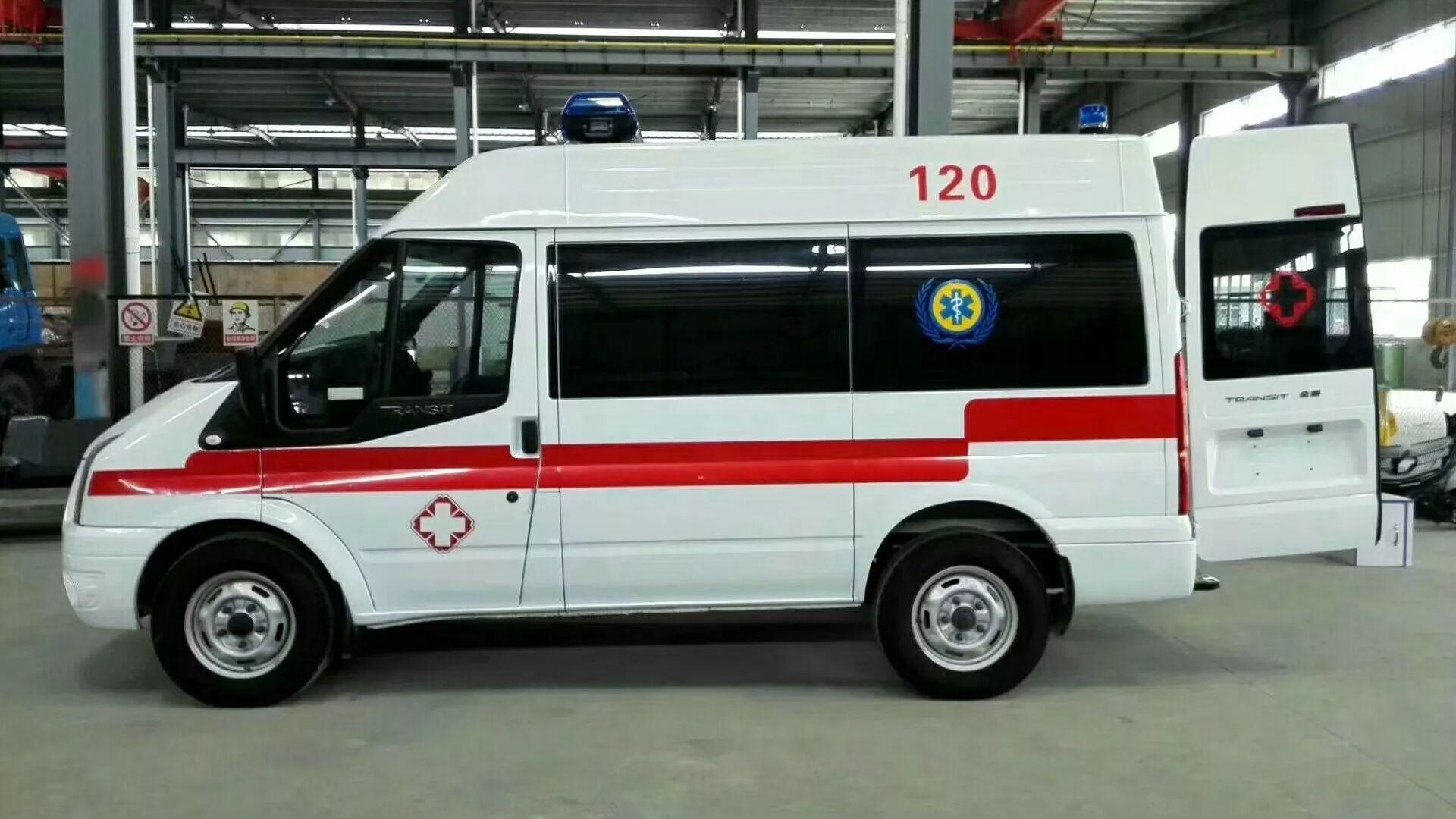 v362福特救护车图片
