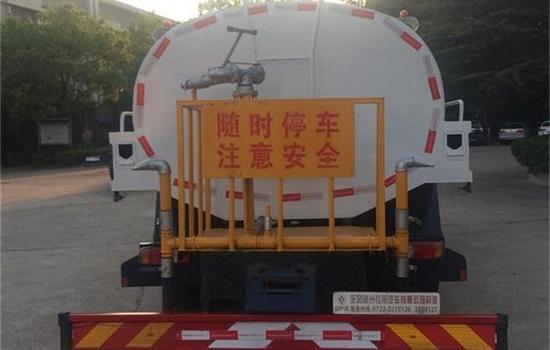 东风153洒水车图片