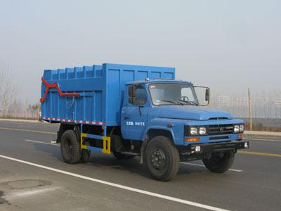 东风140对接式垃圾车图片