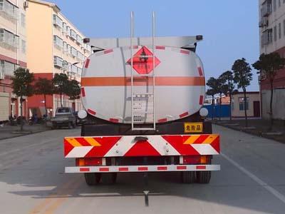 重汽斯太尔10吨加油车图片