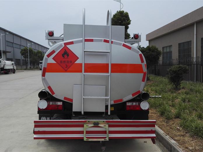 厦工楚胜东风5吨油罐车图片3