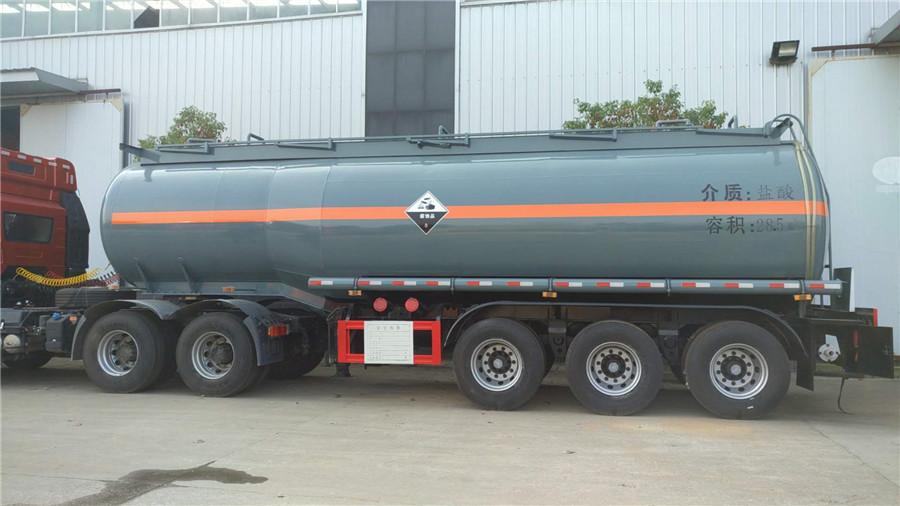 化工液體運輸車 (3)