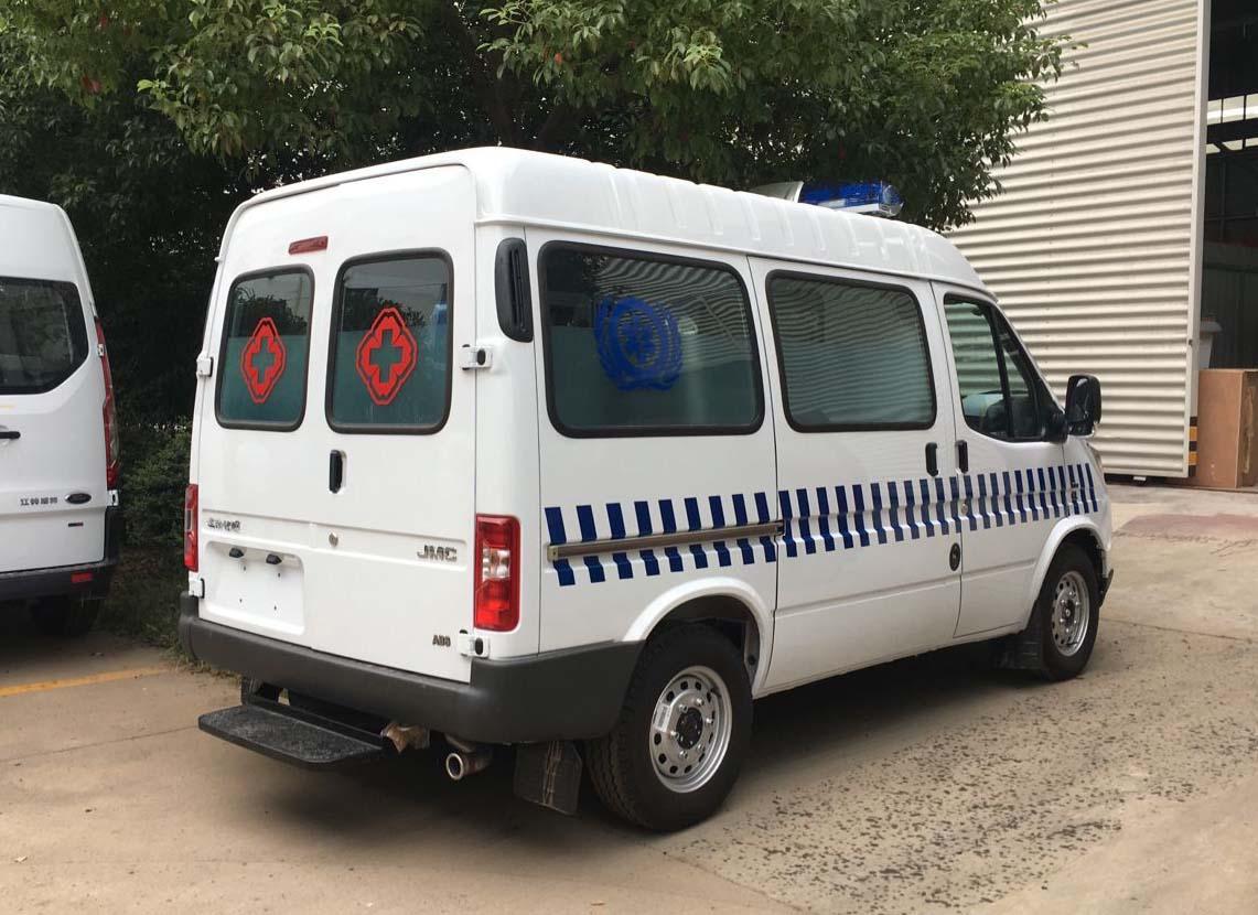 江铃福特医疗救护车