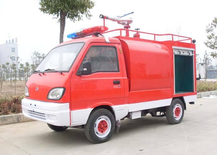 福田2噸消防灑水車