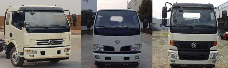 东风8吨清洗吸污车(联合疏通车)图片