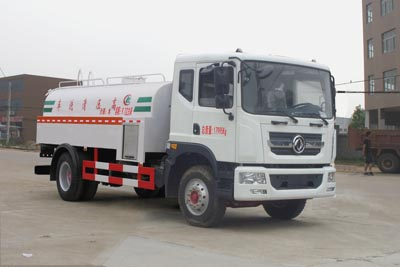D9东风10吨高压清洗车/路面高压清洗车