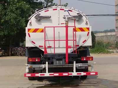 东风153新款10吨高压清洗车/路面高压清洗车图片