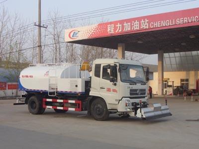 天锦10吨路面高压清洗车