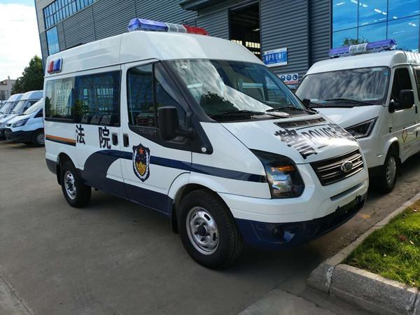 CLW5040XQCJ5囚车