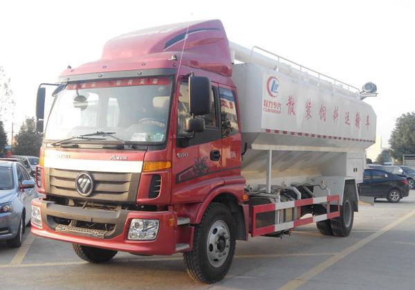 福田欧马可20吨散装饲料车图片