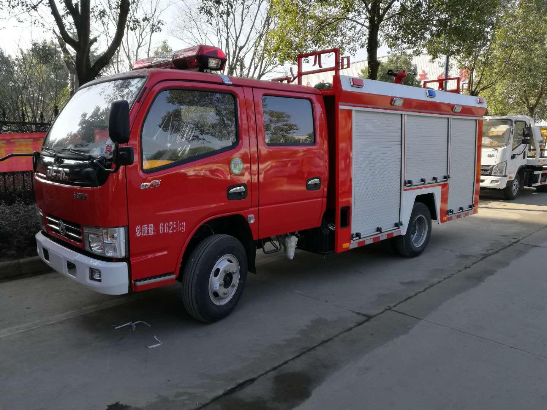 多利消防车-1