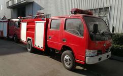 3吨水罐消防车参数