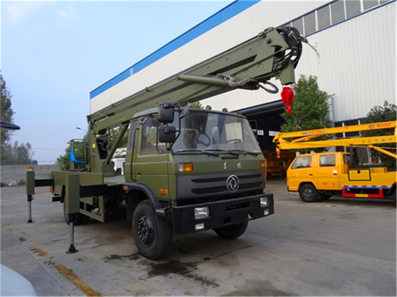 东风153型20米高空作业车