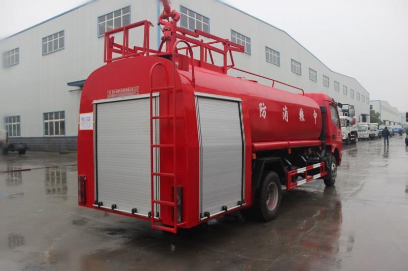 4-6噸大多利卡消防灑水車4jpg