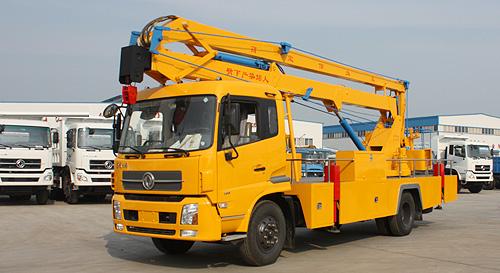 東風24米高空作業車圖片