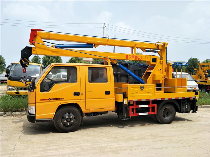 江铃12米高空作业车