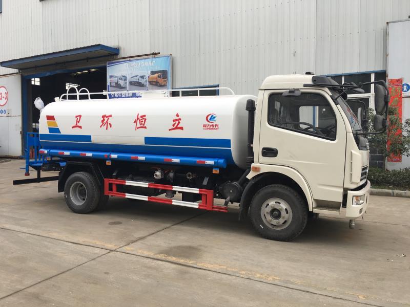 9.2噸東風多利卡灑水車