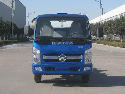 凯马清水1.5吨污水2吨蓝牌清洗吸污车图片