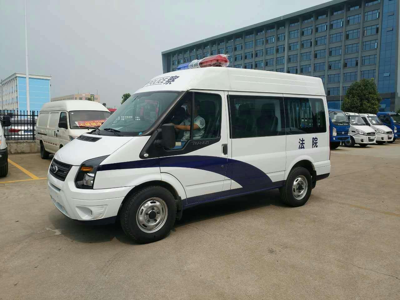 CLW5041XQCJ5囚车