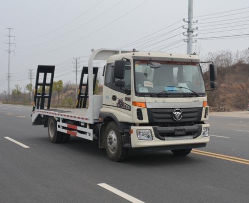 福田平板運輸車