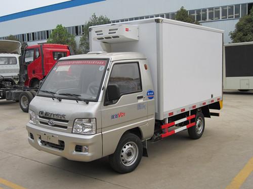 福田馭菱冷藏車