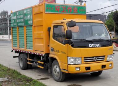 DLQ5070TWJ5吸污凈化車