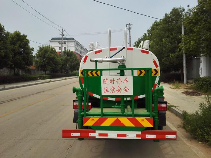 北京福瑞卡5噸多功能灑水車哪家好圖片3