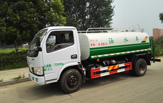 上海多利卡5吨多功能洒水车多少钱