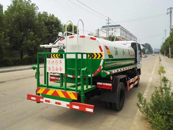 北京福瑞卡5噸多功能灑水車哪家好圖片2
