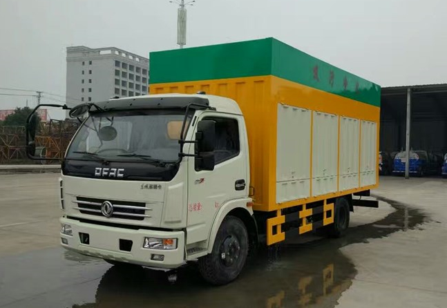东风污水处理净化车1