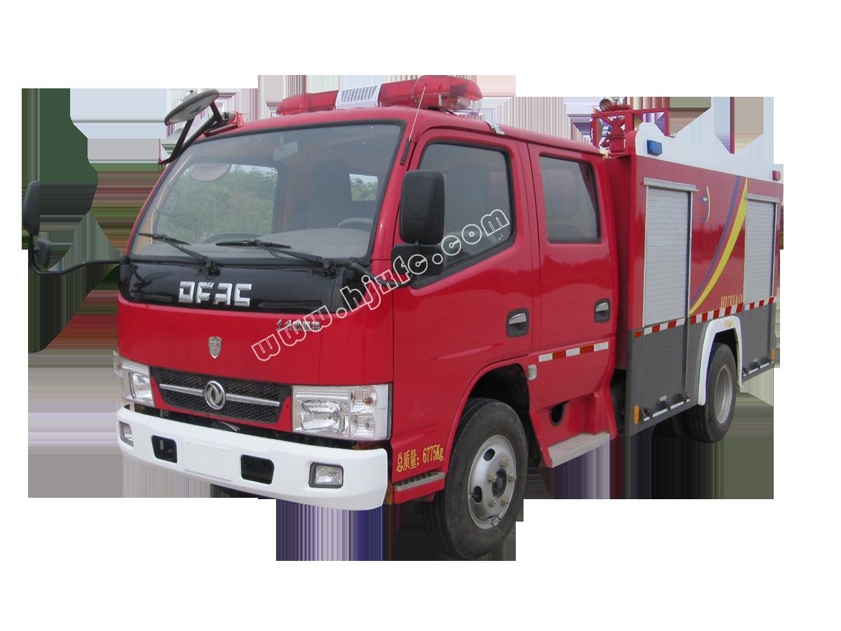 HXF5070GXFSG20/DF水罐消防車