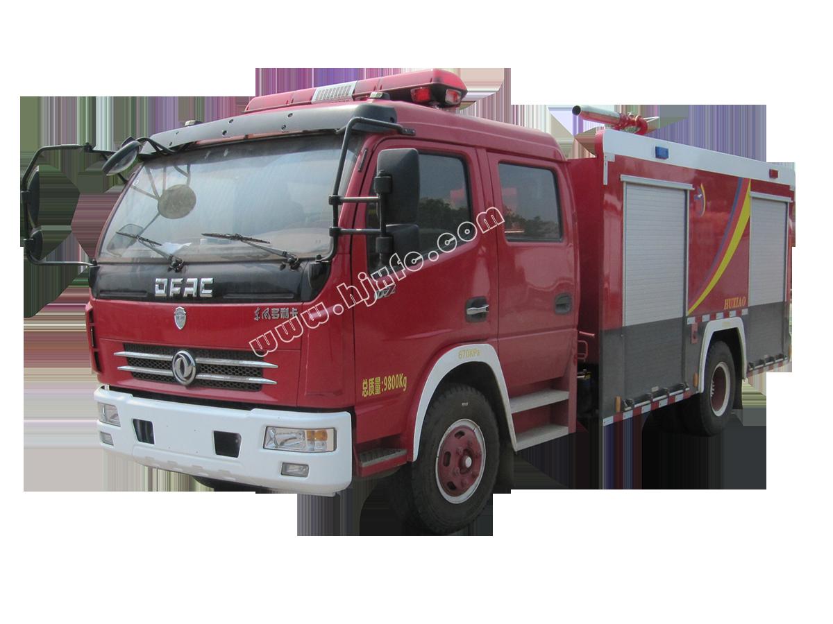 HXF5101GXFPM35/DF泡沫消防車