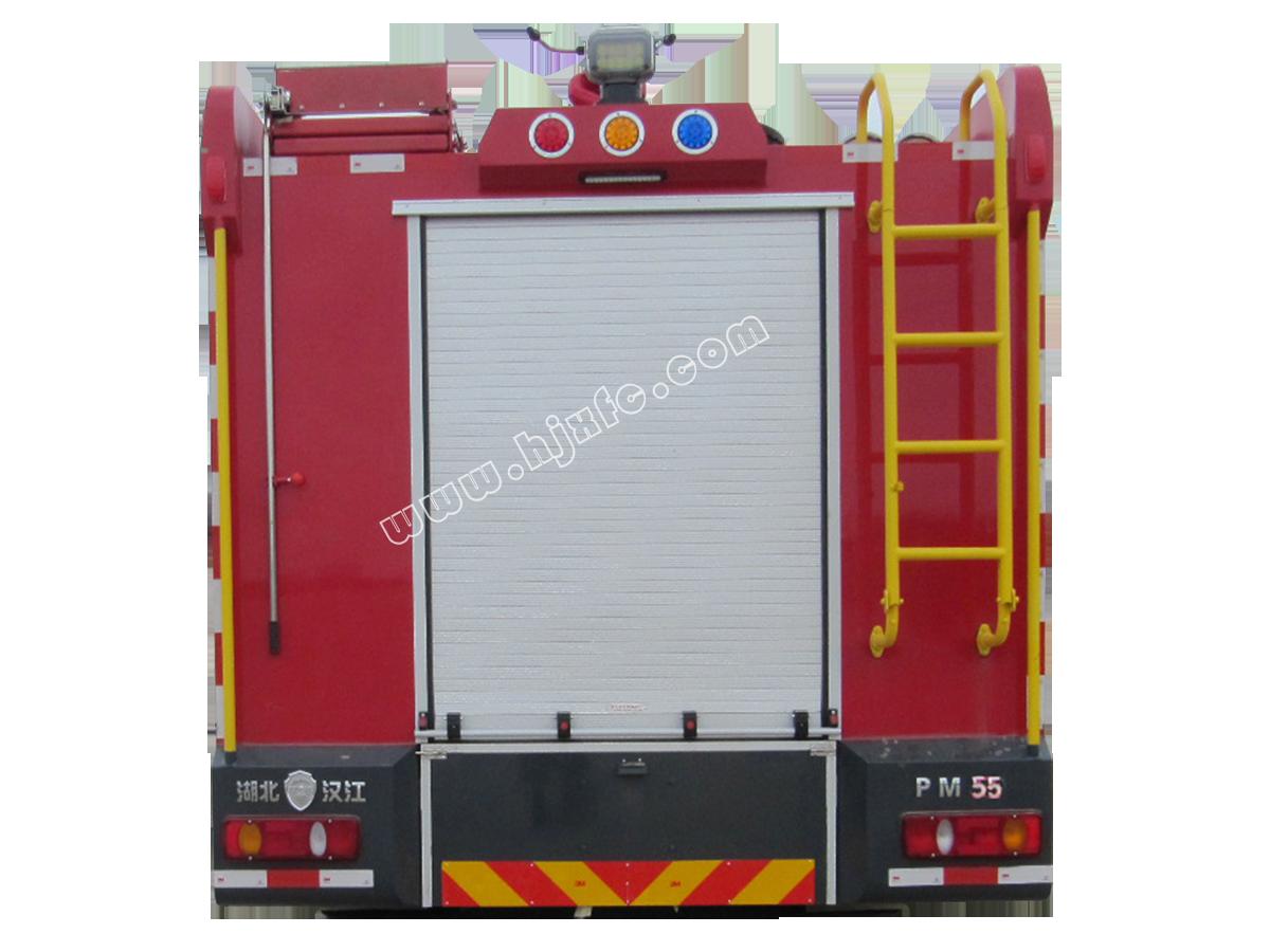 HXF5150GXFPM55/DF泡沫消防车图片