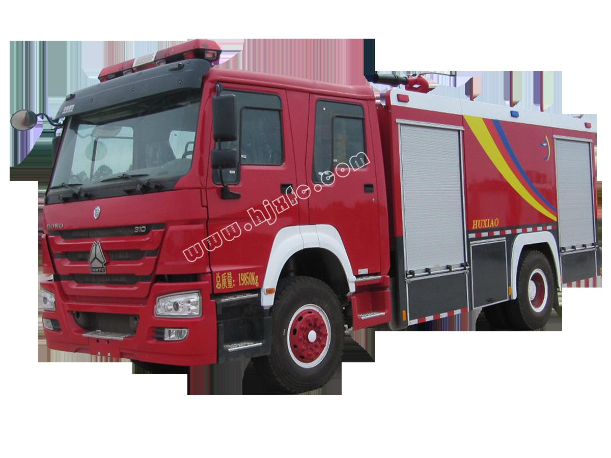 泡沫消防車