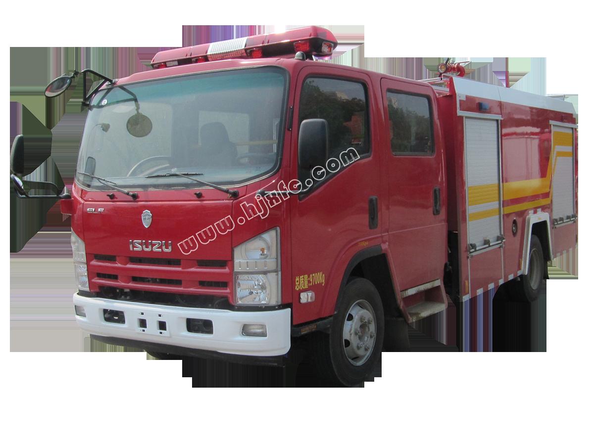 HXF5101GXFSG30/QL水罐消防车图片