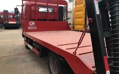 重汽豪沃平板运输车有哪些特点