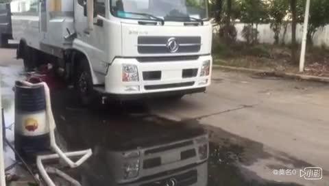 东风洗扫车