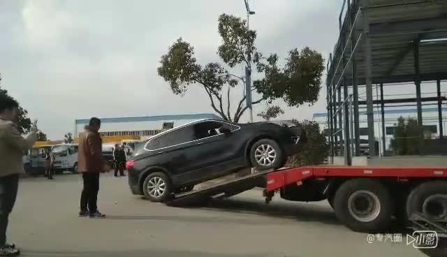 平板车视频