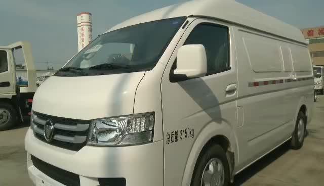 福田歐馬可救護車
