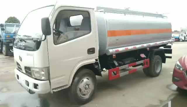 东风加油车视频