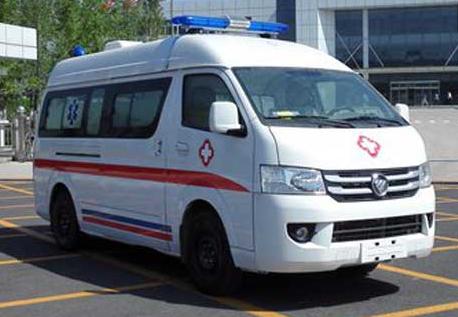 福田救护车福田G7救护车