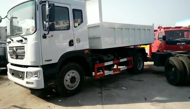 东风多利卡自卸车
