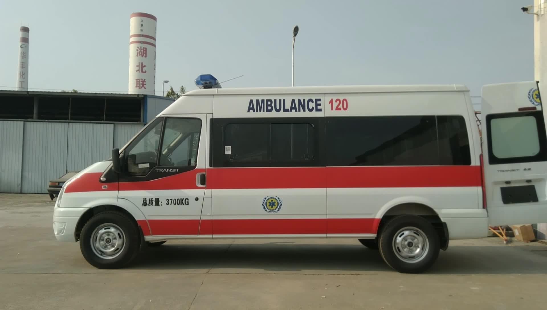 福特大120救護車