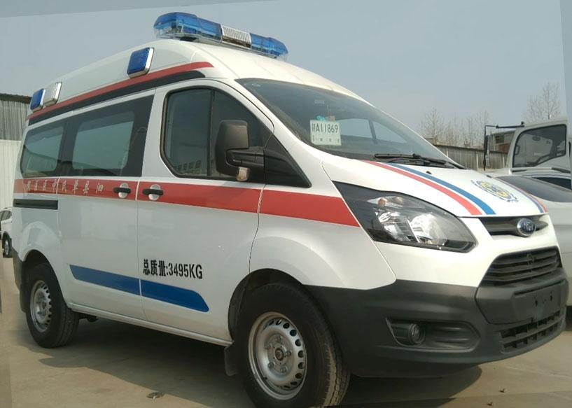 福特救护车