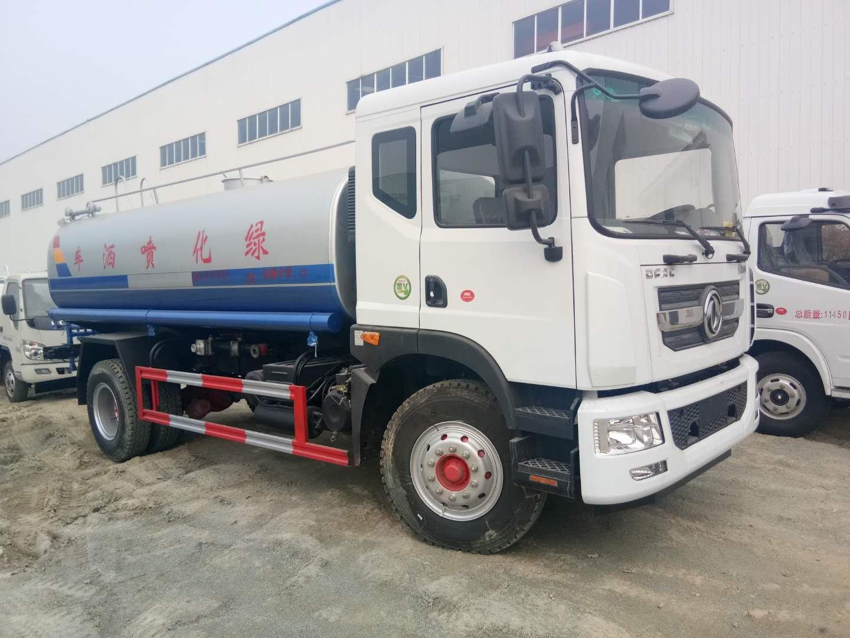 东风D9*14吨绿化喷洒车
